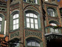 Dat Gröne Hus in Hannover