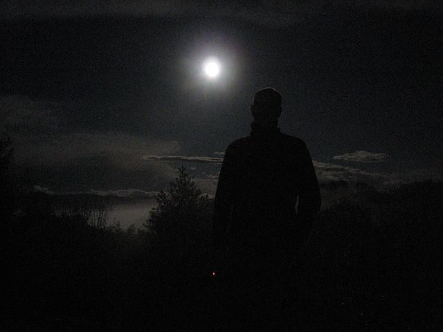 Pascal et la pleine lune