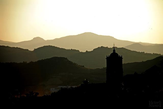 Sunrise of silence / Amanecer de silencio