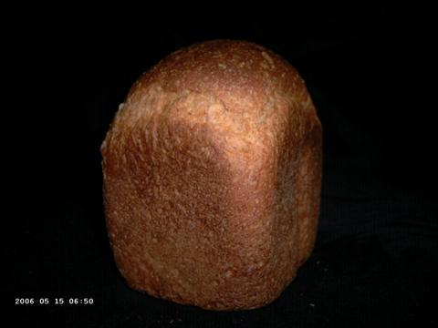 Havermoutbrood uit bbm
