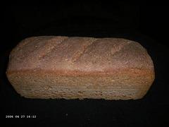 Whole-Wheat Bread 2