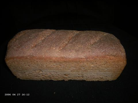Whole-Wheat Bread 2