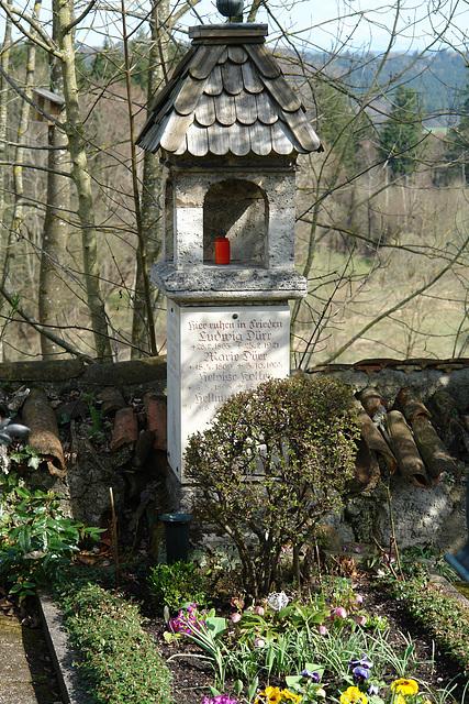 Icking – Grave of Ludwig Dürr