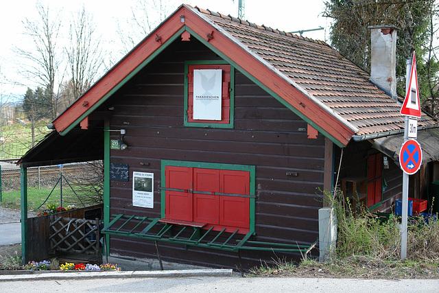 The Kiosk of Hias Steiger