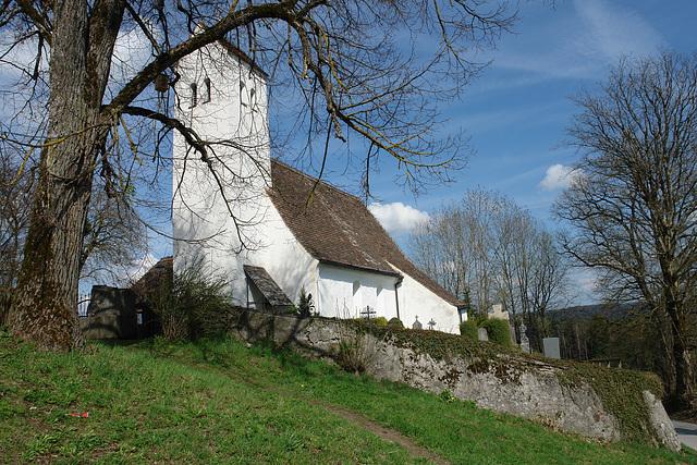 Icking – Heilig-Kreuz-Kirche