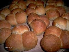 Volkoren-aardappelbolletjes