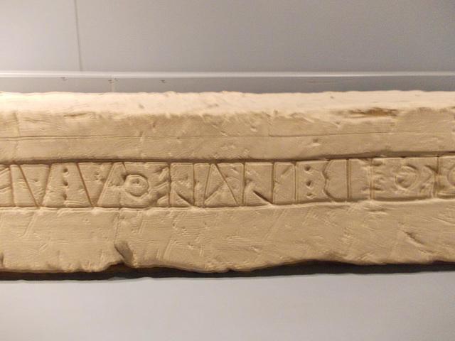 Etruskų įrašas 2 dalis