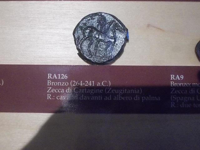 Kartaginos moneta