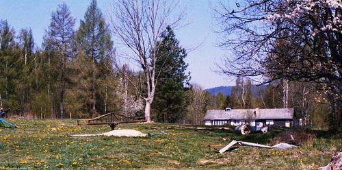 Nova Pec, Picture 2, Sumavsky Narodni Pamatka, Bohemia(CZ), 2007