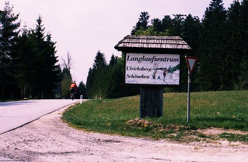 Langlaufzentrum Sign, Ulrichsberg, Schoneben, Austria, 2007