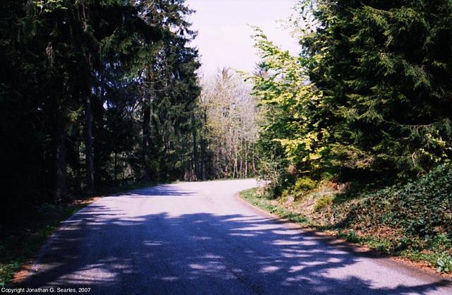 Austria Hike, Picture 2, Schoneberg, Austria, 2007