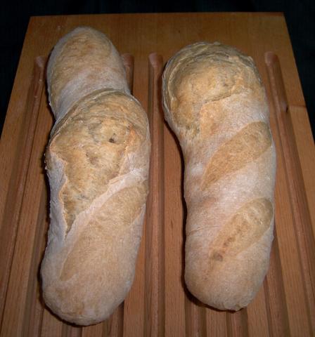 Baguette Variation 1