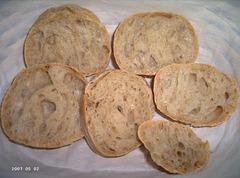 Baguette Variation 2