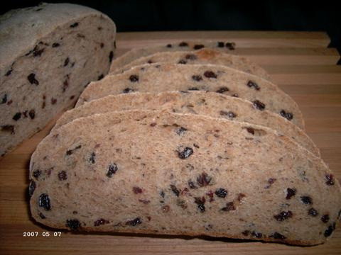 Buttermilk Currant Loaf 2