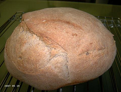 Classic Country-Style Hearth Loaf 1
