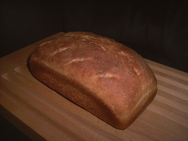 Potato Wheat Bread 1