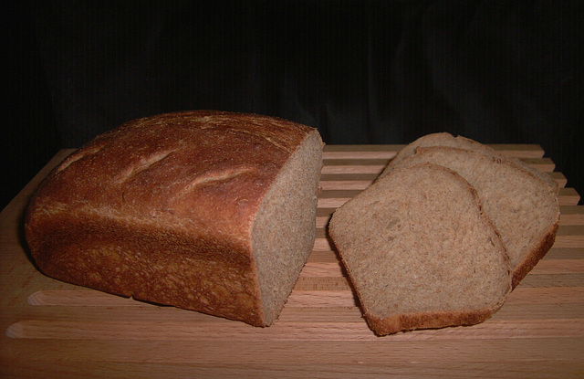 Potato Wheat Bread 2