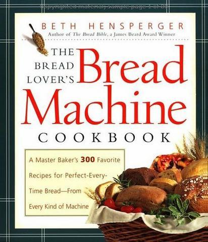 Beth Hensperger  BBM-bakboek