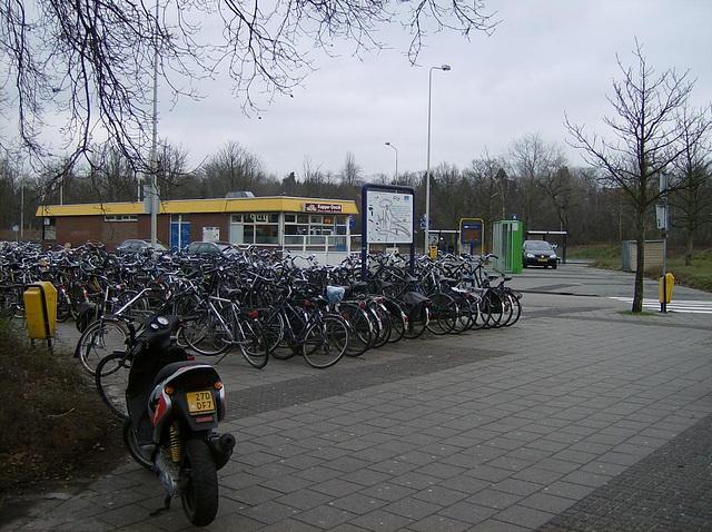 Busstacio Ede-Wageningen