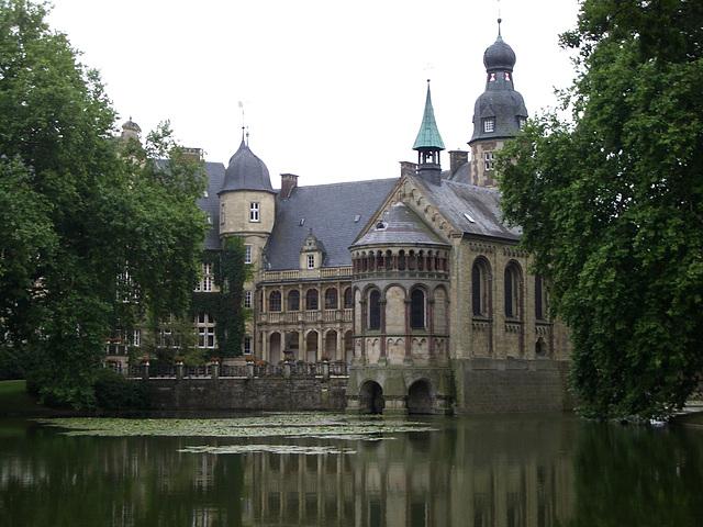 Wasserschloss Darfeld im Münsterland