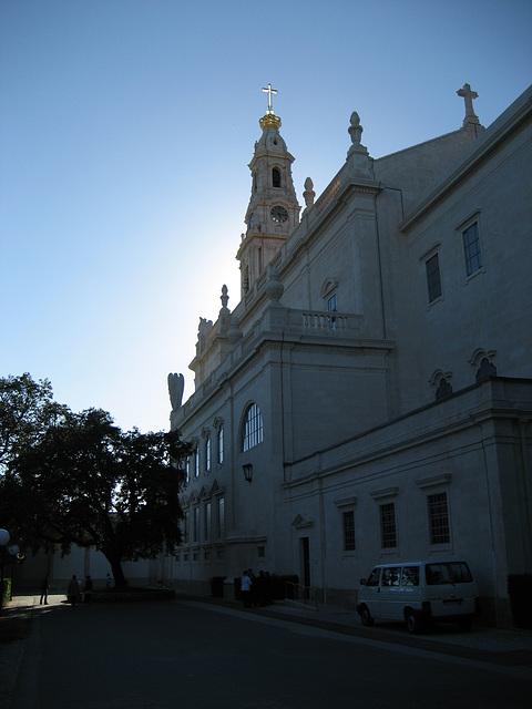 Old Basilica, a non touristic perspective