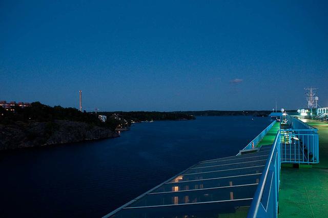 Richtung Finnland!
