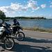 Viel Wasser vor Stockholm