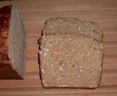 Maple Oat Batter Bread 2