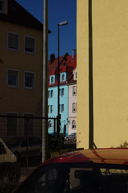 Neu-Ulm Wallstraße