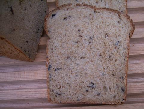 Yeasted Multigrain Bread 2