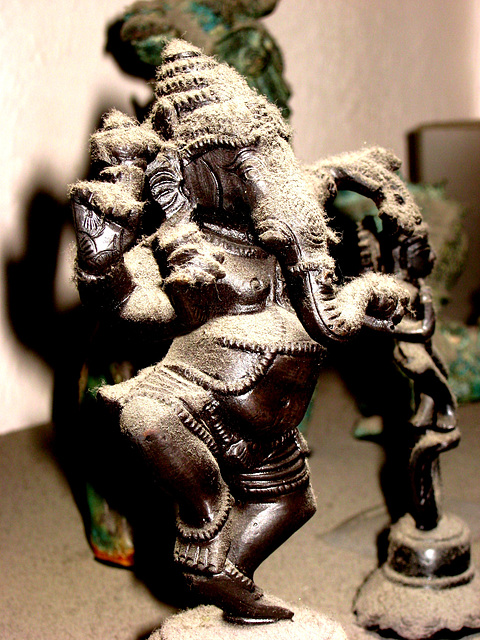 Dusty Ganesha