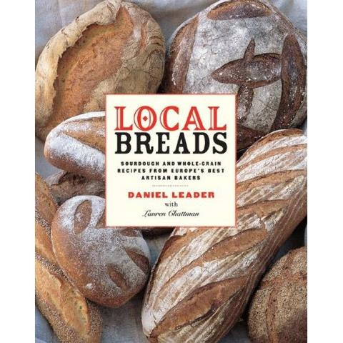 Daniel Leader Loacal Breads