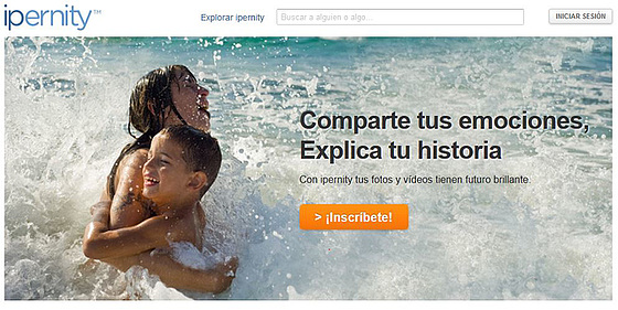 ES homepage