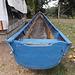 Pirogue Wounaan  / Wounaan  canoe