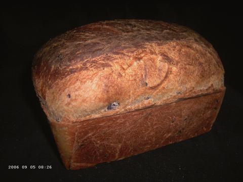 Bosbessen-haverbrood 1