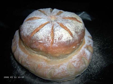 Landelijk (spelt-wit)brood