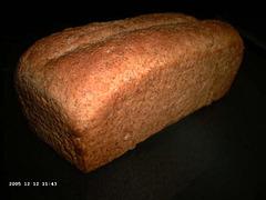 Met gerst verrijkt boerenbruinbrood met pitten