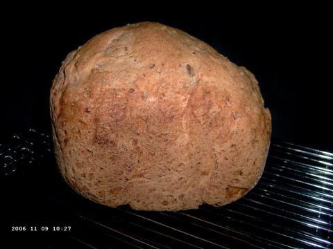 Spelt-Bulgurbrood 1