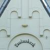 Baarn - Paul's Church (Detail)