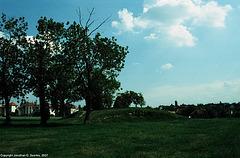Bila Hora Battlefield, Bila Hora, Prague, CZ, 2007