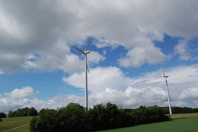 Windpark Wiesensteig