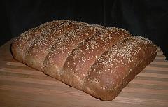 Pane di niccciole 1