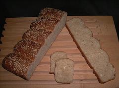 Pane di niccciole 2