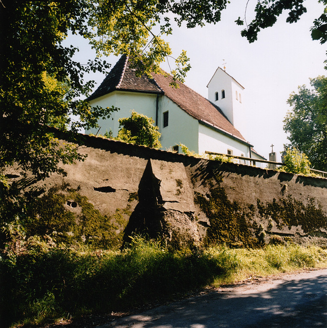 Hl.-Kreuz-Kirche, Icking