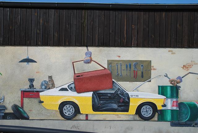 echt unecht: Opel Kadett