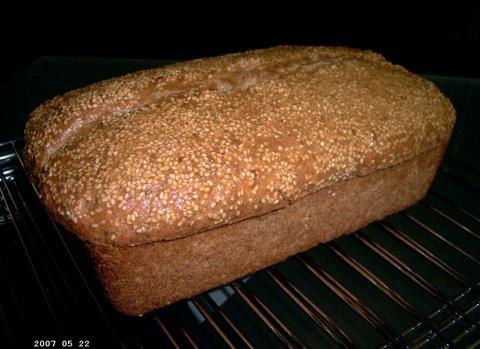 Mixed Grain Bread 1