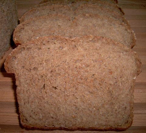 Mixed Grain Bread 2