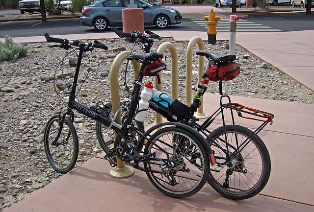 Bike Fridays at Furnace Creek Visitor Center (4212)