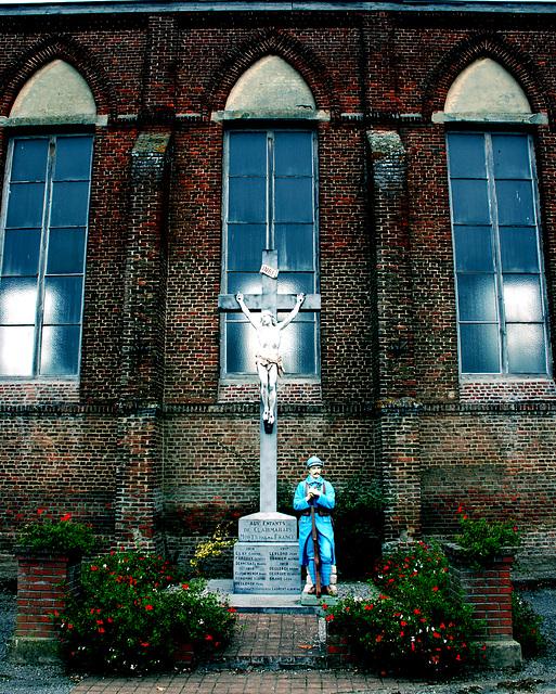 Eglise de Clairmarais