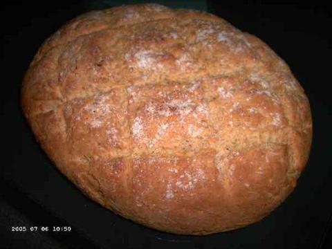 Russisch(volkoren)aardappelbrood